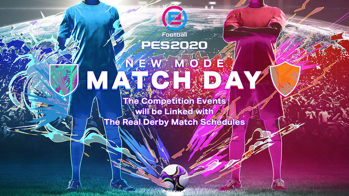 eFootball PES 2020 Match Day