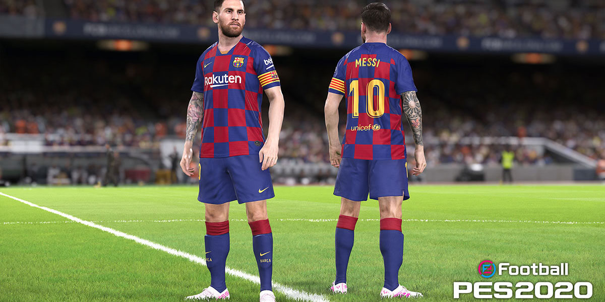 eFootball PES 2020 analisis PS4