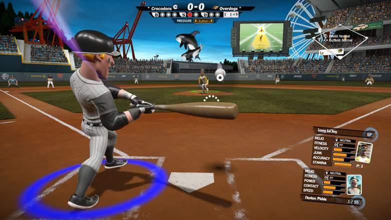 Super Mega Baseball jugabilidad