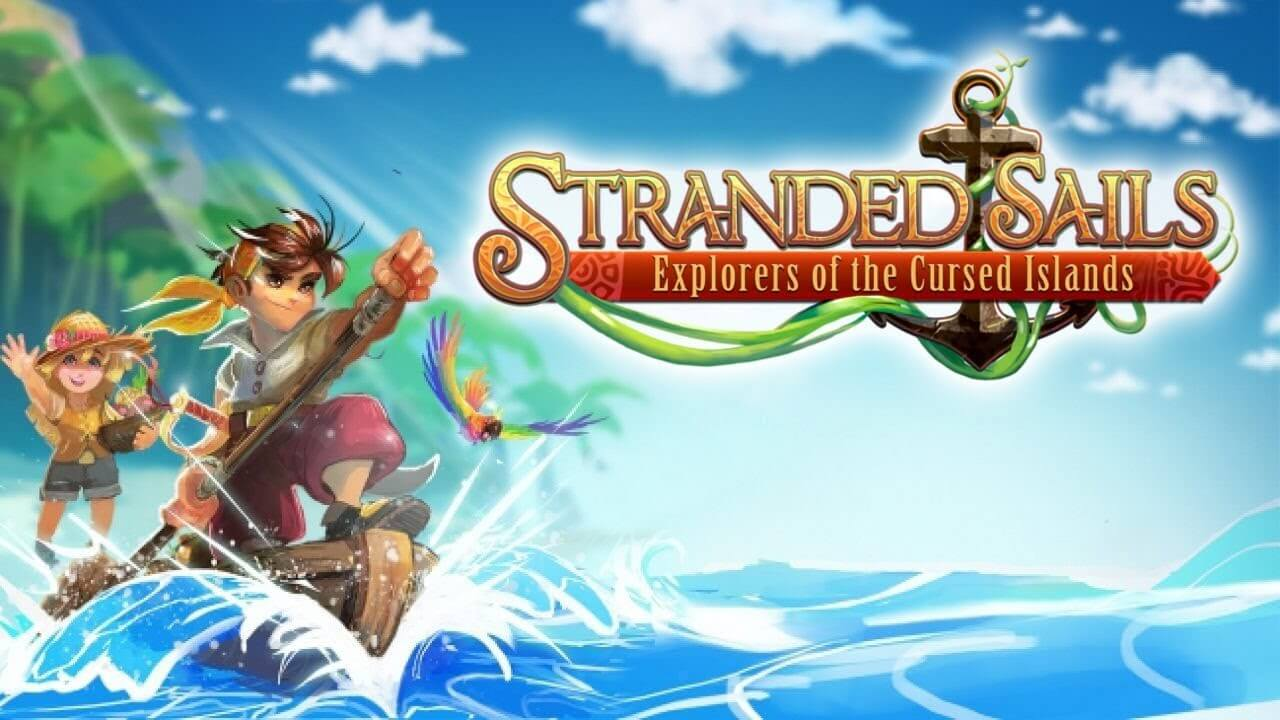 tranded Sails: Explorers of the Cursed Islands titulo