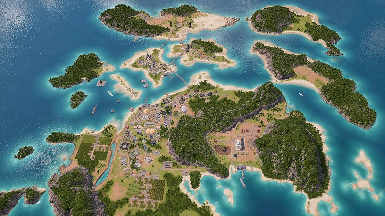 Mapa de tropico 6