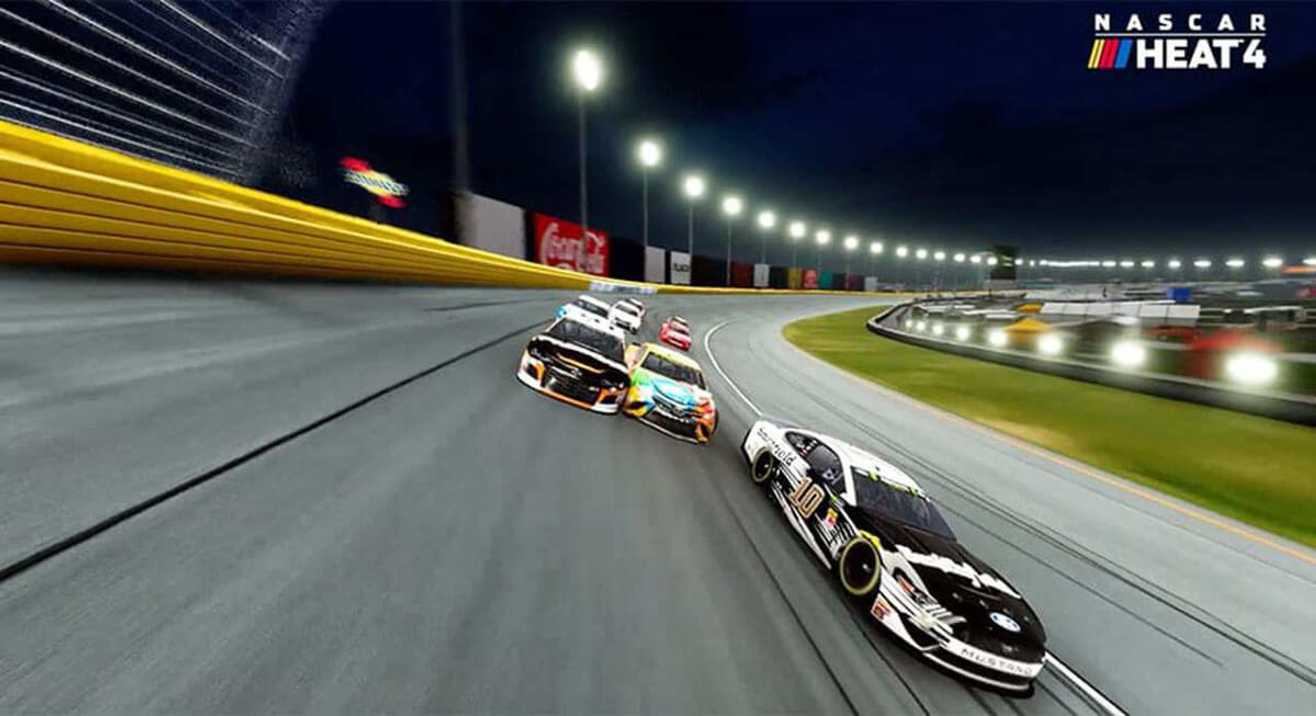 NASCAR Heat 4 PS4