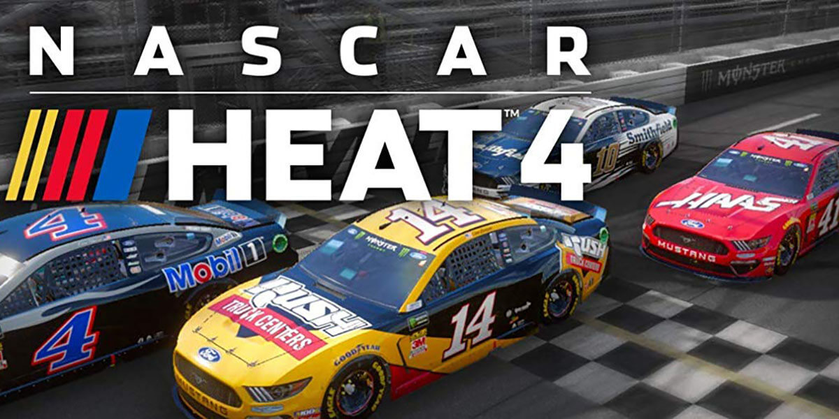 NASCAR Heat 4 analisis ps4