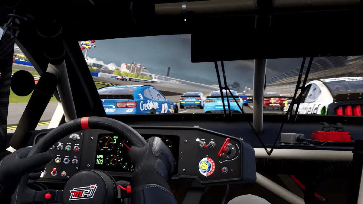 NASCAR Heat 4 repeticiones