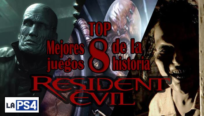 Resident Evil top