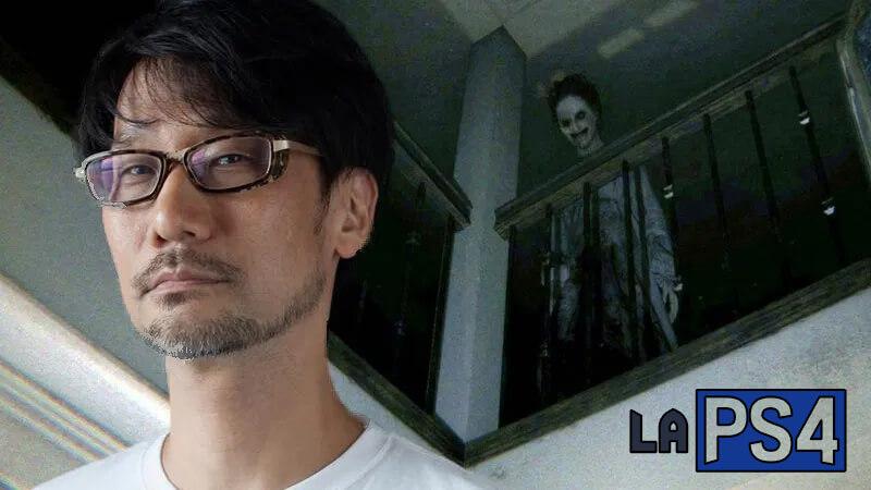 Hideo Kojima juego de terror