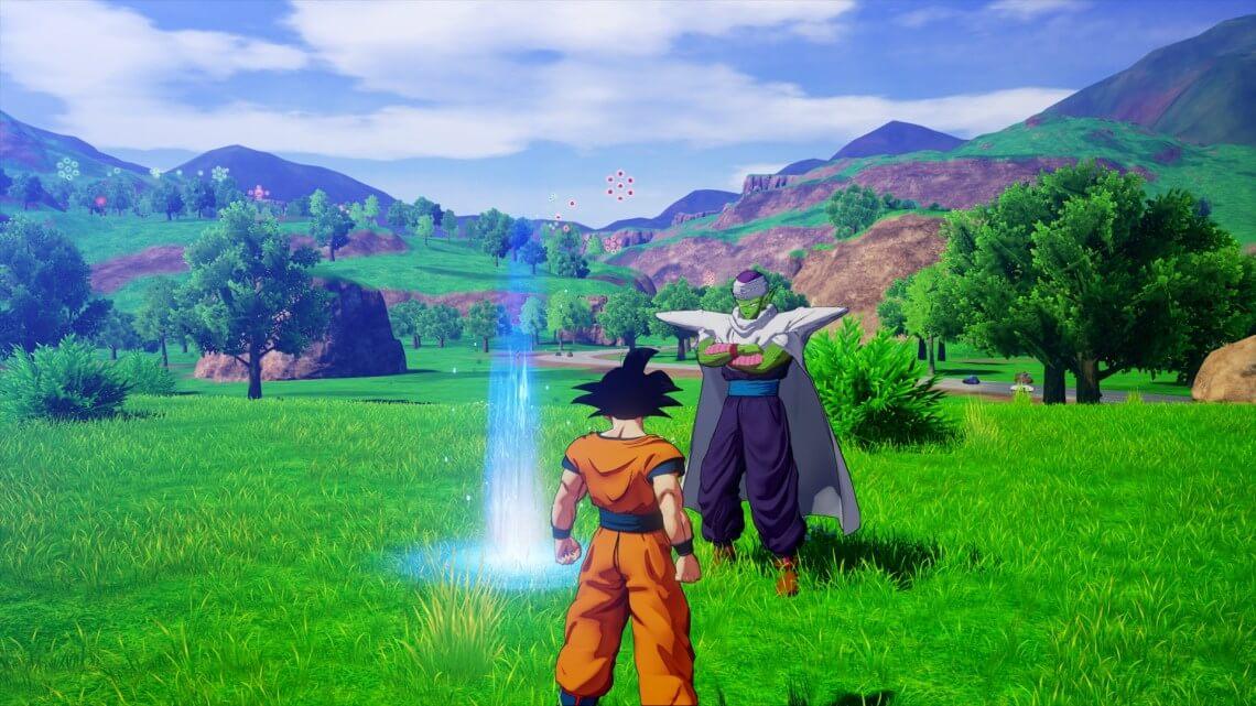 Dragon Ball Z: Kakarot campaña