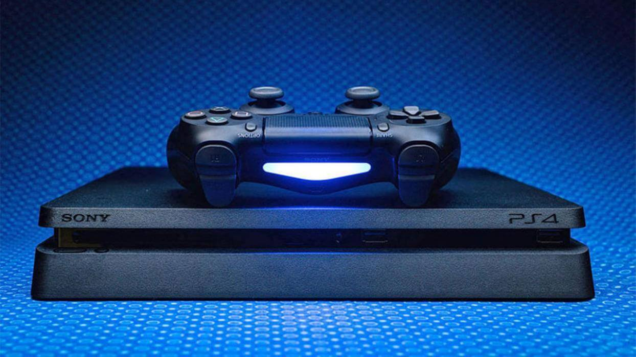 PlayStation 4 consola vendida
