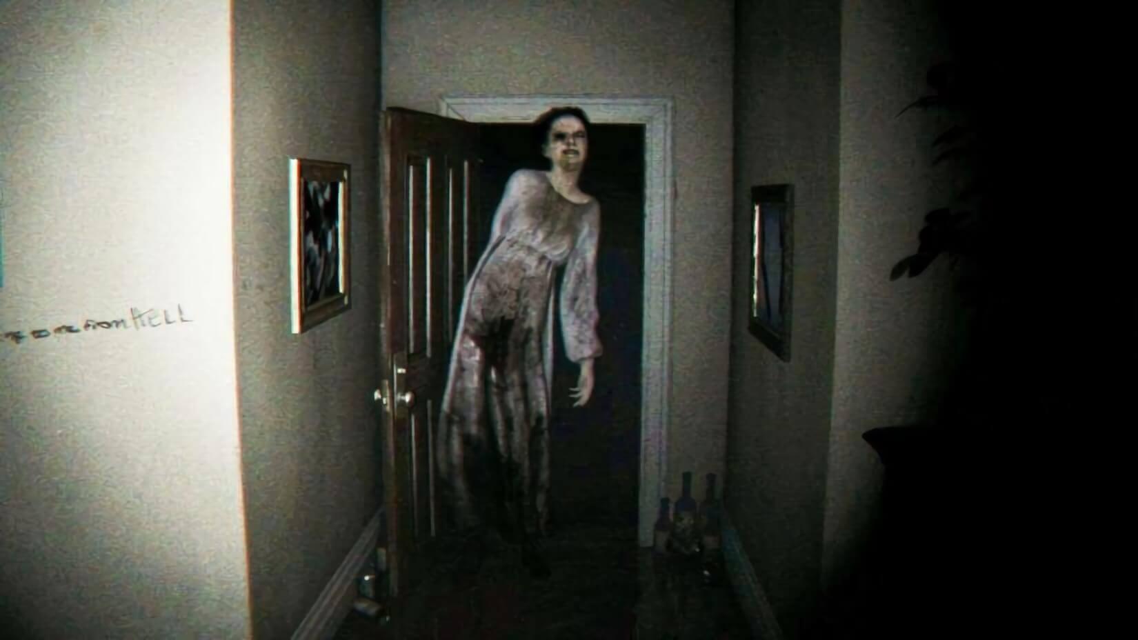 Hideo Kojima juegos de horror