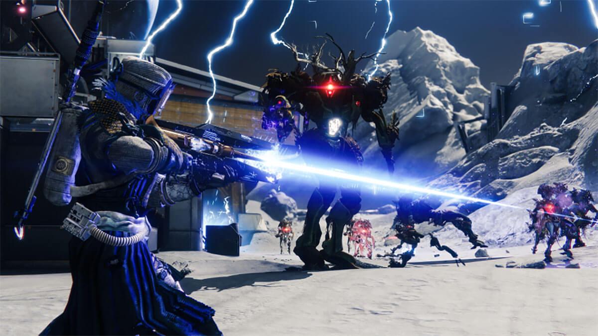 Destiny 2 Bastion de sombras arte