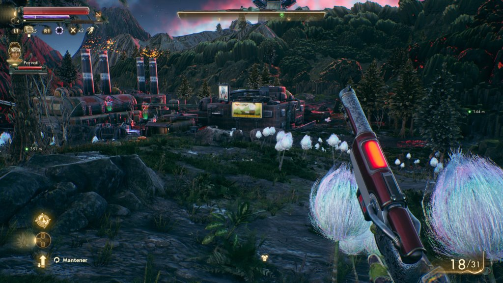 Análisis de The Outer Worlds para PS4
