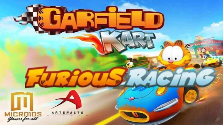 Garfield Kart Furious Racing Analisis