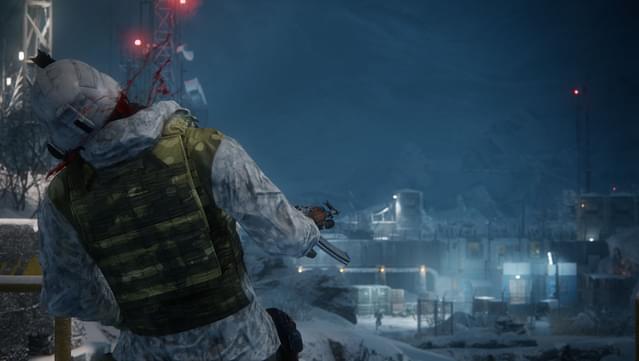 Sniper Ghost Warrior Contract graficos