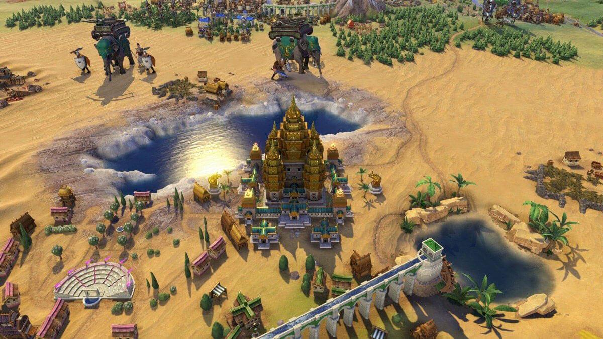 Civilization VI jugabilidad