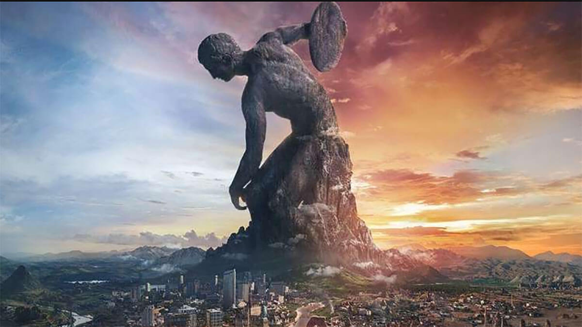 Civilization VI para PS4
