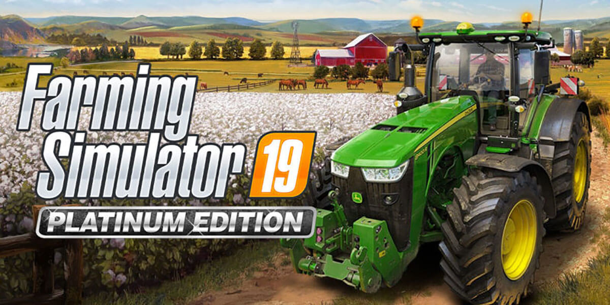 Farming Simulator 19 Platinum Edition analisis PS4