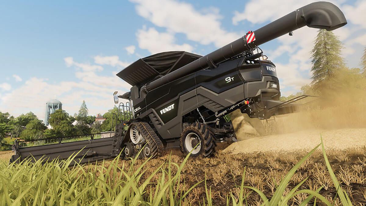 Farming Simulator 19 Platinum Edition jugabilidad
