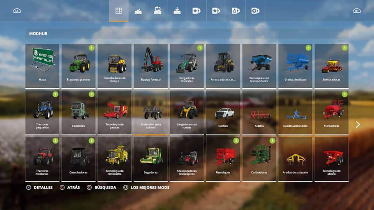 Farming Simulator 19 Platinum Edition nuevos vehiculos