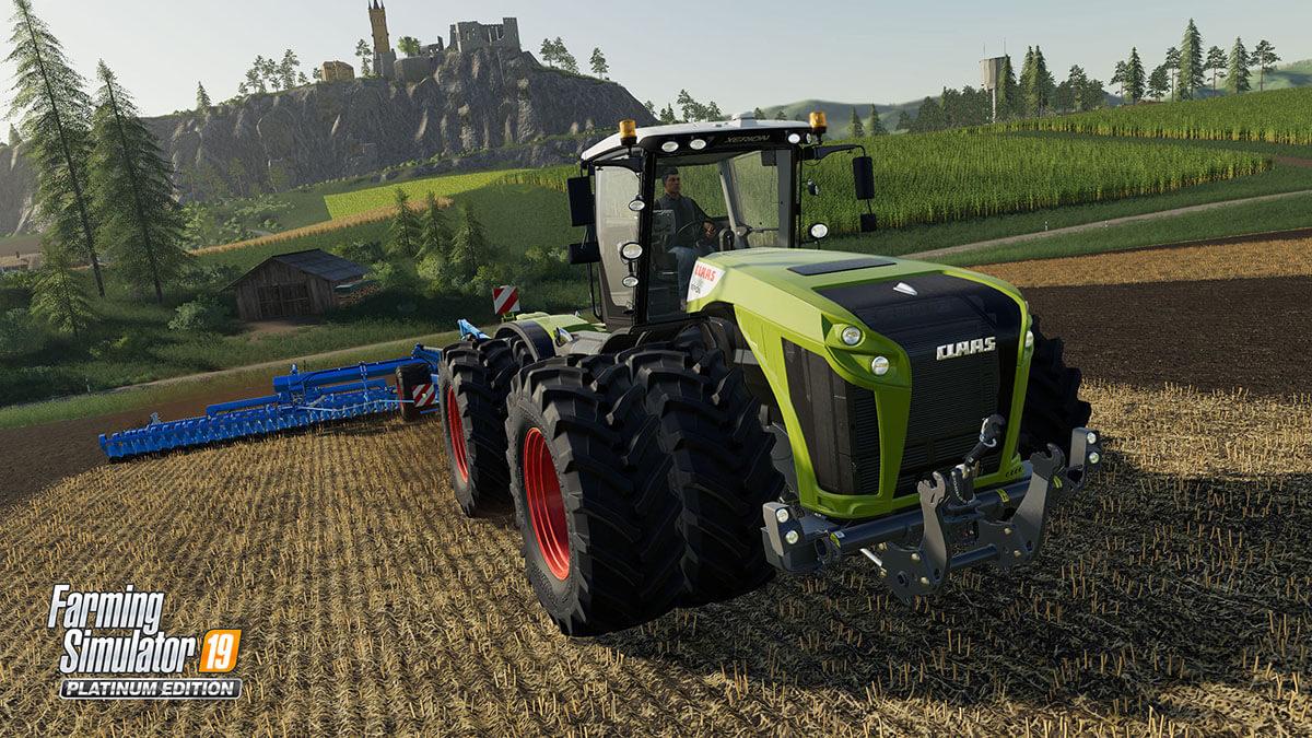 Farming Simulator 19 Platinum Edition veredicto