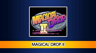 ACA NEOGEO MAGICAL DROP II