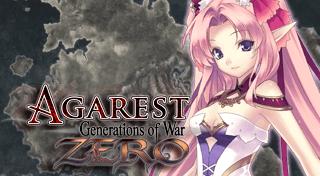 Agarest Generations of War Zero
