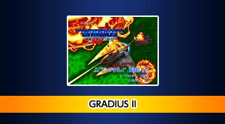 Arcade Archives GRADIUSⅡ