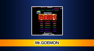 Arcade Archives Mr.Goemon