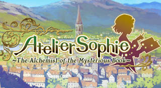 Atelier Sophie The Alchemist of the Wonder Book