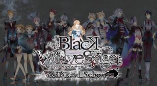 BLACK WOLVES SAGA -Weiβ und Schwarz-