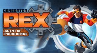 Generator Rex: Agent of Providence