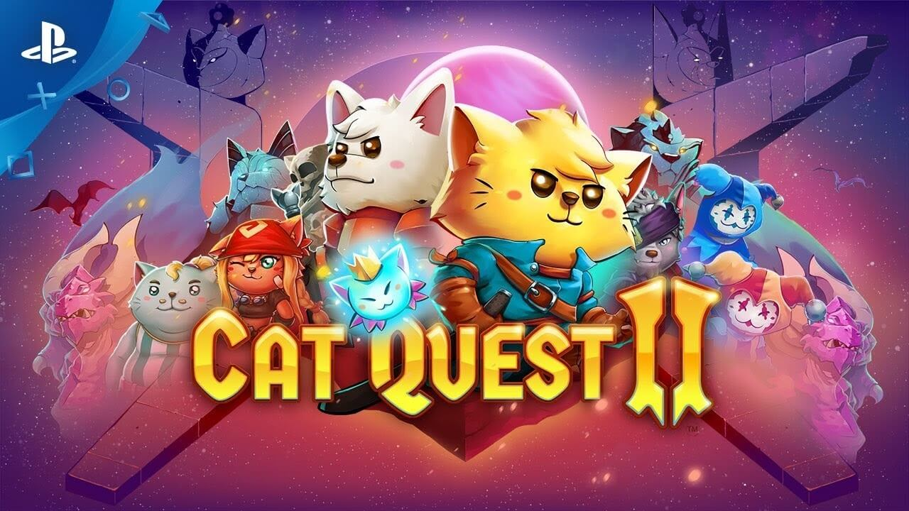 Cat Quest II analisis ps4