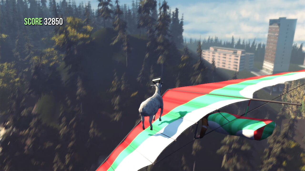 ps plus goat simulator