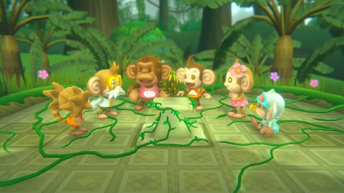 multijugador de super monkey ball: banana blitz hd