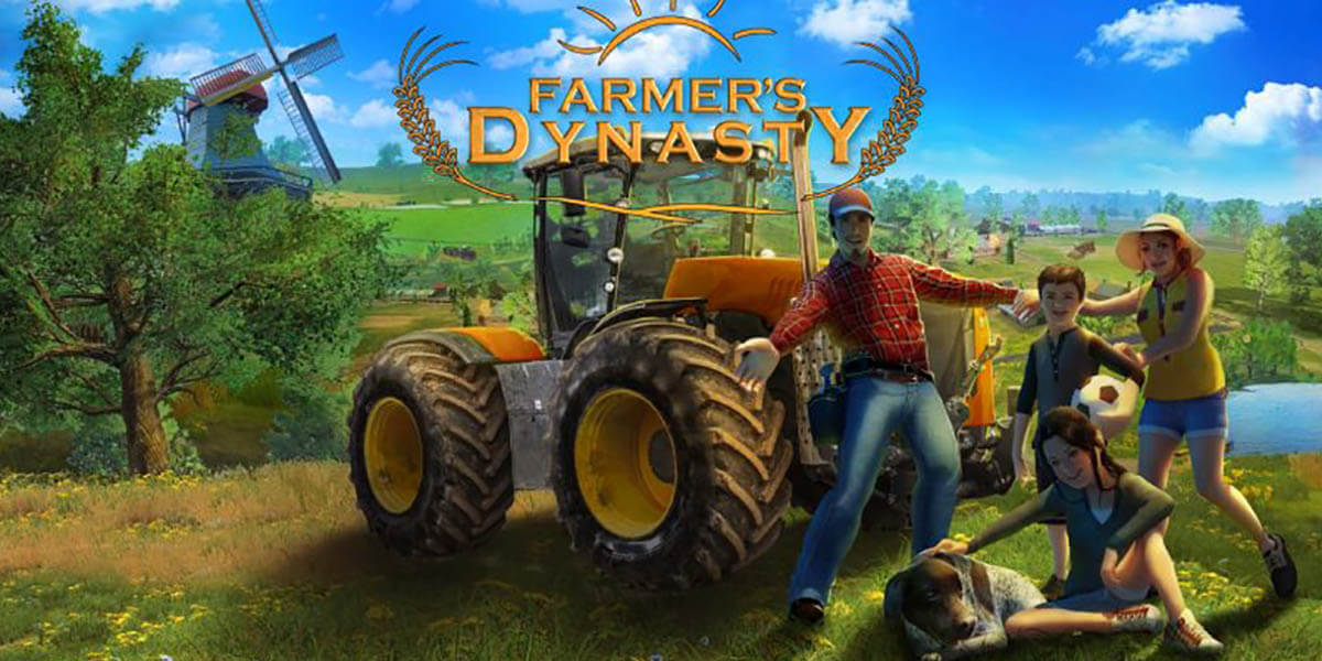 Analisis Farmer's Dynasty PS4