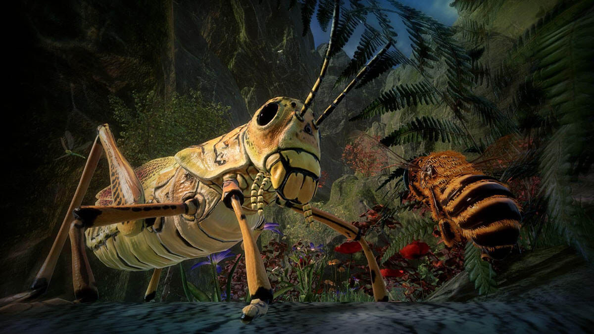 Bee Simulator argumento