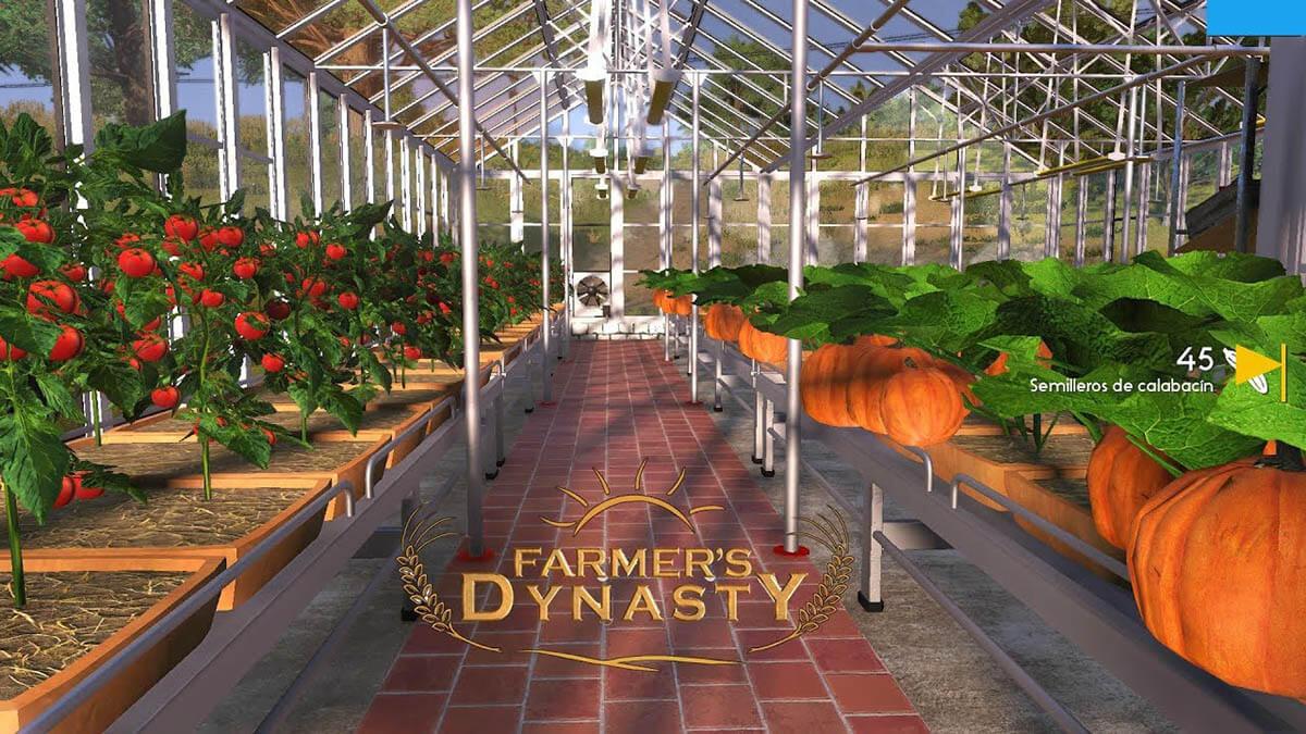 Farmer's Dynasty vale la pena