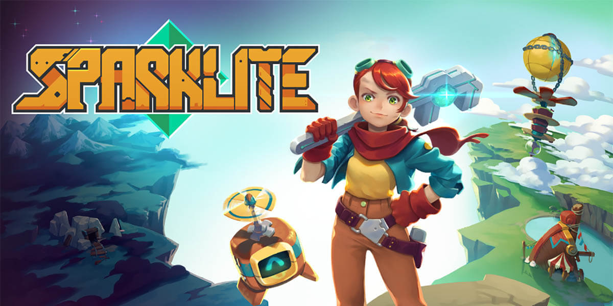 Sparklite analisis PS4