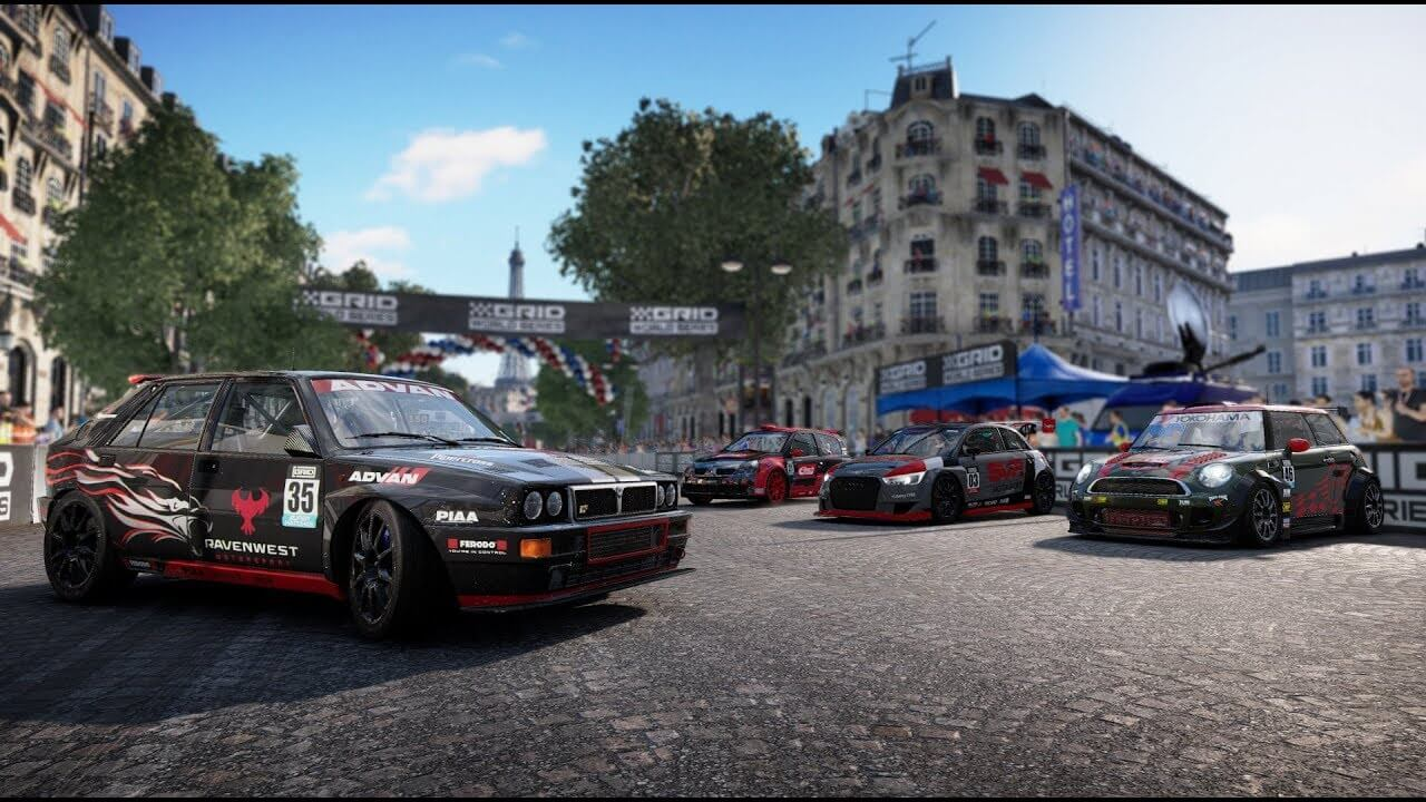 Carreras arcade ps4