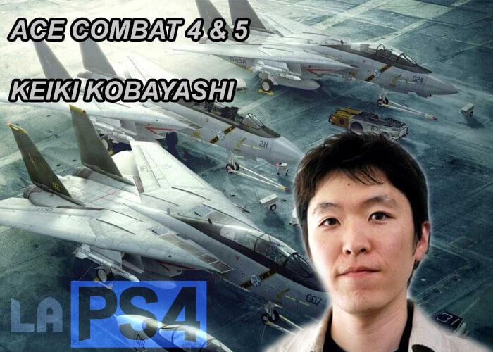 Keiki Kobayashi Mejores Soundtracks de videojuegos