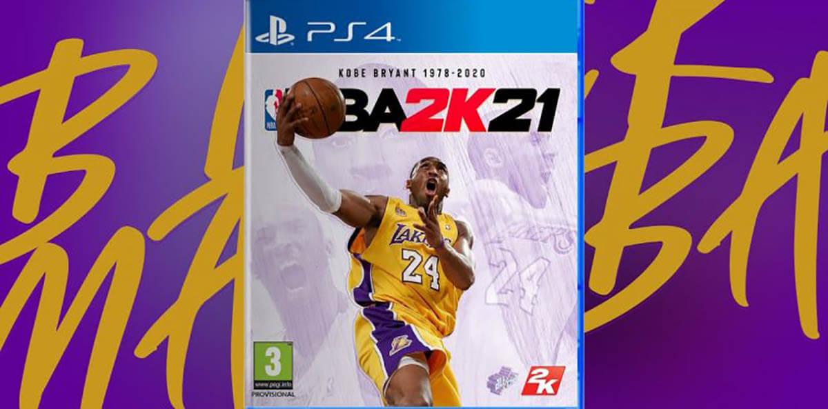 Kobe Bryant portada NBA 2K21