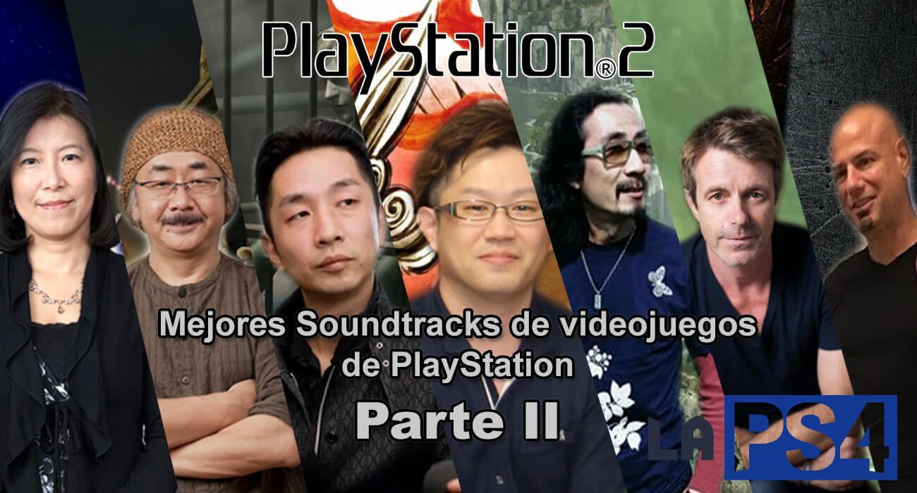 Mejores soundtracks de videojuegos de playstation 2