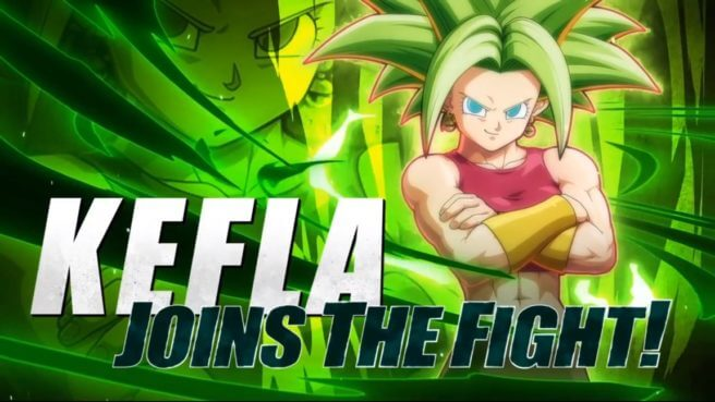Dragon Ball FighterZ Kefla