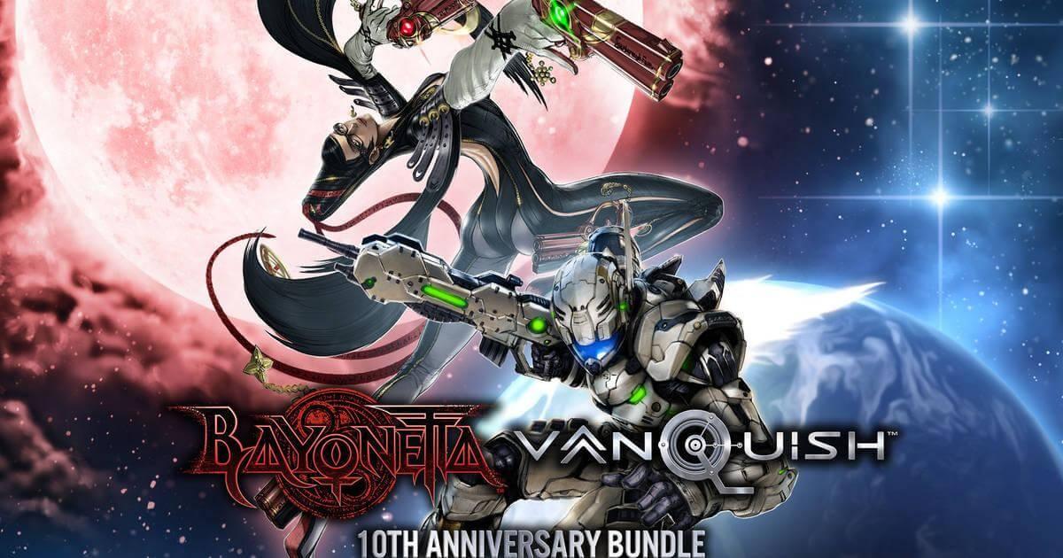 Portada de Bayonetta & Vanquish 10th Anniversary Bundle