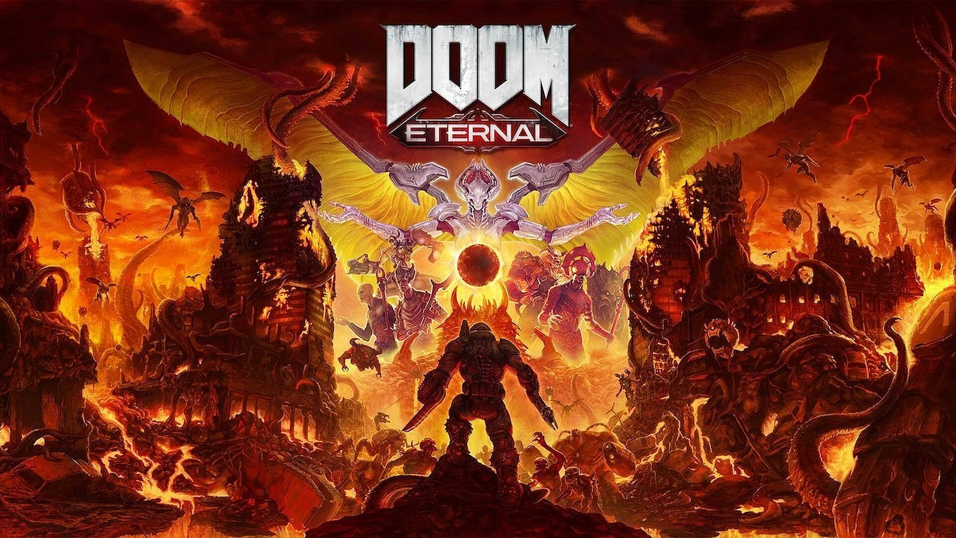 Doom eternal portada