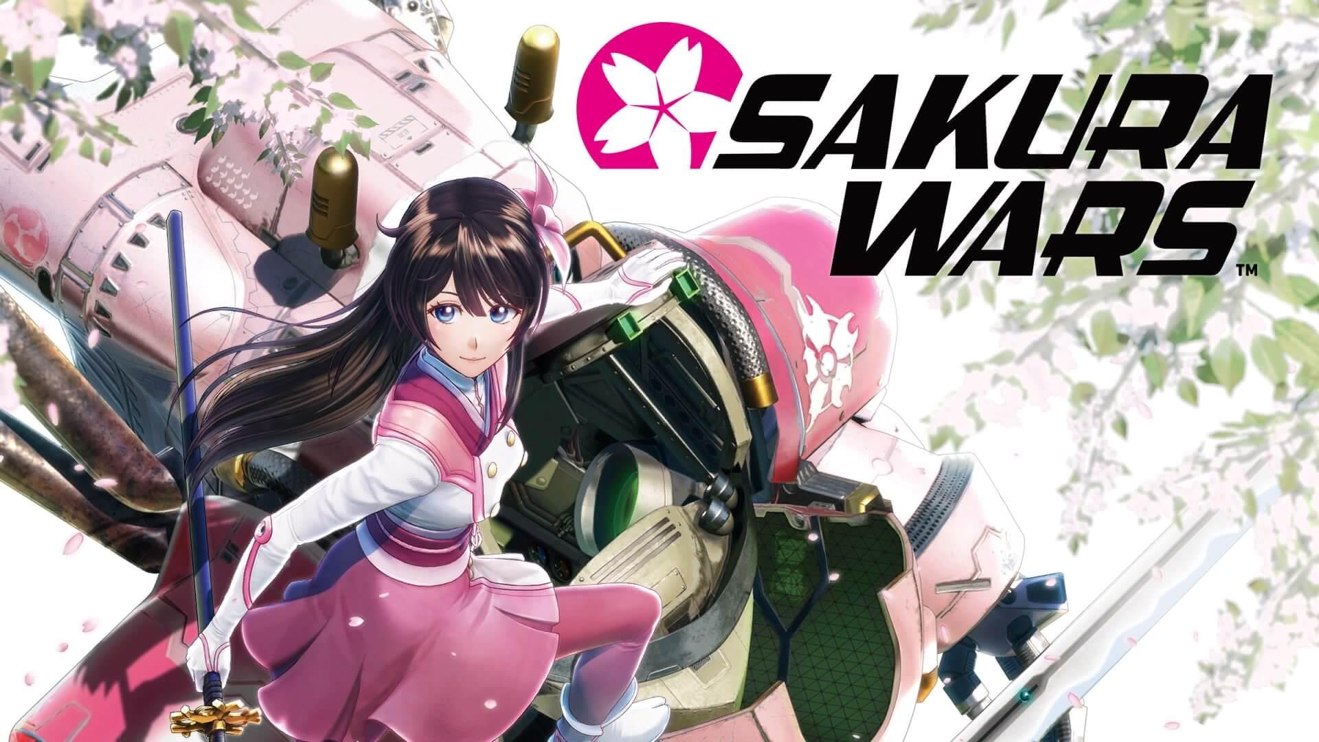 Portada de Sakura Wars