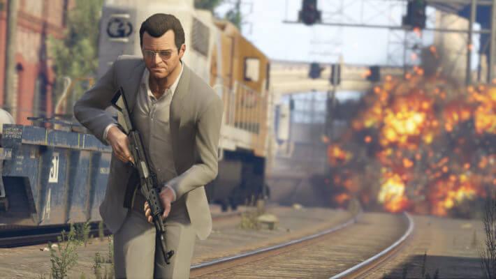 Rockstar, desarrolladores de GTA V, planean seguir haciendo juegos de un jugador