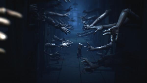 Little Nightmares 2 muestra el terror en su tráiler de Halloween