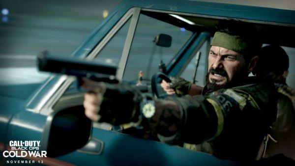 Glitch de Call of Duty Black Ops Cold War hace que las piernas de los personajes se separen del cuerpo