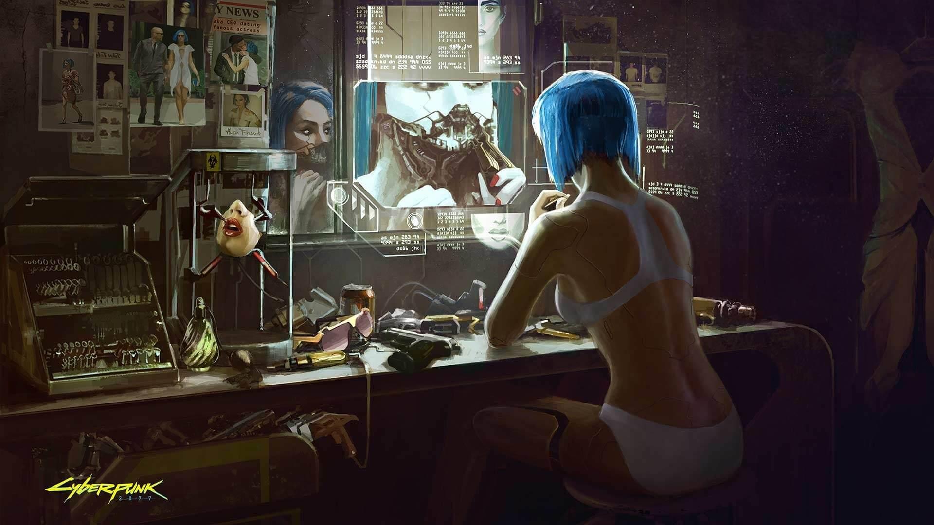 Cyberpunk 2077 permitirá bloquear desnudos y música con copyright