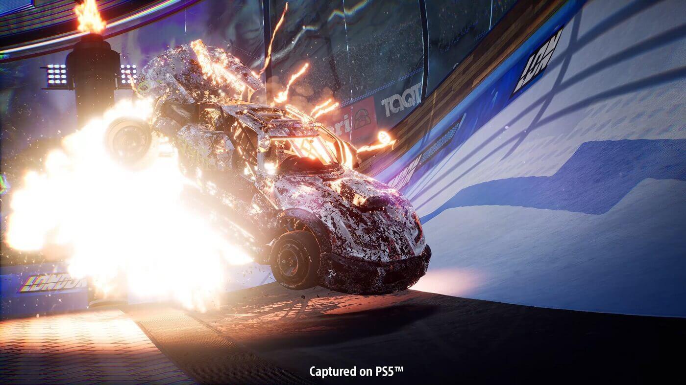 Destruction AllStars muestra todo su caos y frenetismo en nuevo gameplay